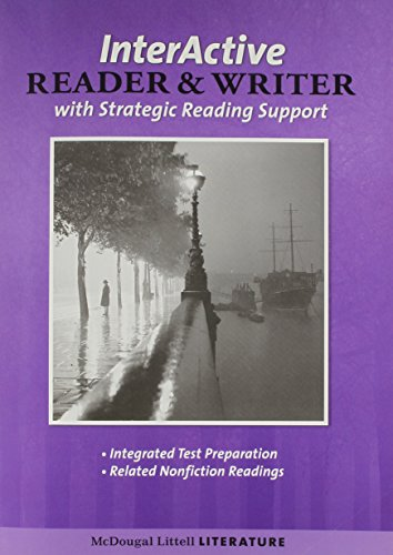 9780618921256: McDougal Littell Literature: The Interactive Reader for Strategic Reading Support W/Added Value British Literature