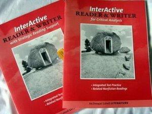 Grade 7 InterActive Reader & Writer for Critical Analysis (McDougal Littell Literature): ...