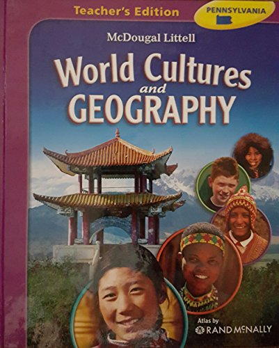 World Cultures and Geography (Pennsylvania Teacher's Edition)