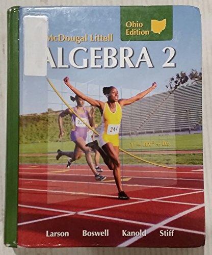 9780618923649: Holt McDougal Larson Algebra 2: Student Edition Algebra 2 2008