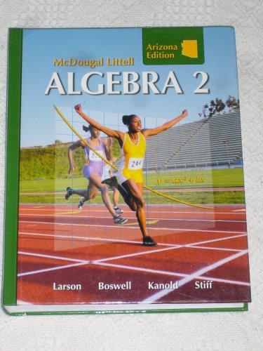 Holt Algebra 1: Student Edition (c) 2004 BRAND NEW
