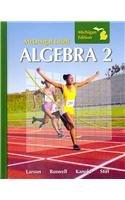 9780618923939: Algebra 2, Student Edition