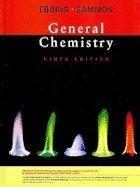 General Chemistry, AP Edition: Ebbing, Darrell D