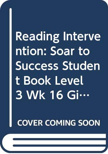 9780618931118: Soar to Success: Soar To Success Student Book Level 3 Wk 16 Giant Snakes