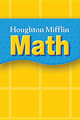 Houghton Mifflin Math Spanish: Math Reader; CAC12/TXC10 Campeones de divisi=n (Spanish Edition) (9780618934744) by HOUGHTON MIFFLIN
