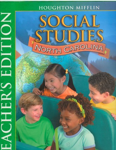 9780618937486: Social Studies North Carolina (Neighborhoods) Teacher's Edition