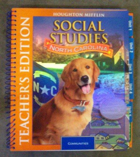 9780618937509: Social Studies North Carolina (North Carolina, Communities)