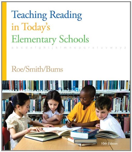 9780618938575: Teaching Reading in Today's Elementary Schools