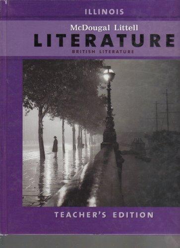 9780618943517: McDougal Littell Literature: Student Edition British Literature AZ 2008