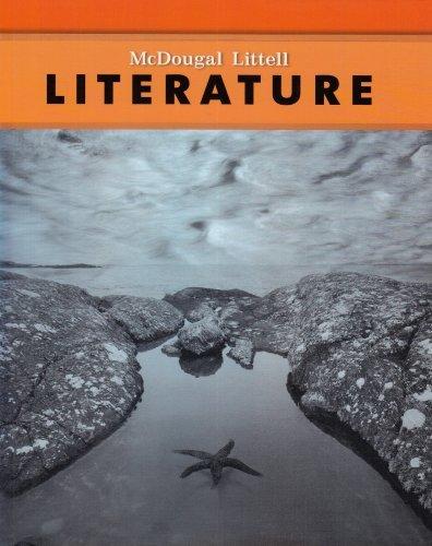 9780618943999: McDougal Littell Literature Michigan: Student Edition Grade 9 2008