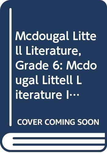 9780618944040: McDougal Littell Literature Illinois: Student's Edition Grade 06 2008