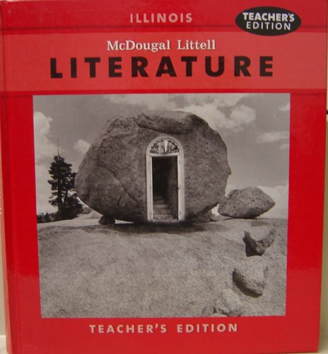 9780618944071: Literature (Illinois Edition, Teacher's Edition)