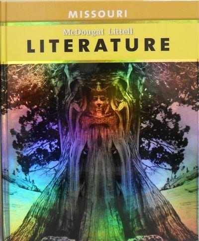 9780618944101: McDougal Littell Literature Missouri: Student Edition Grade 6 2008
