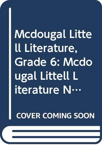 9780618944354: Literature (New Jersey Edition)