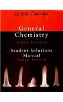 9780618945856: Ebbing General Chemistry Student Solution Manual Ninth Edition