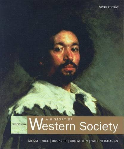 9780618946075: A History of Western Society, Since 1300