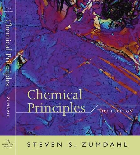 9780618946907: Chemical Principles
