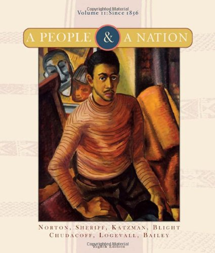 9780618947775: A People and a Nation: A History of the United States, Volume II: Since 1865 (People & a Nation)