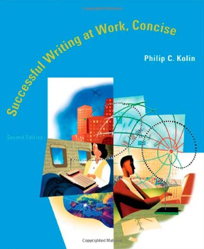 9780618948642: Successful Writing at Work: Concise