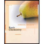 Zumdahl Basic Chemistry With Your Guide To An A Passkey Sixth Edition (0618950133) by Zumdahl; Decoste