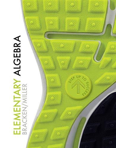Elementary Algebra (Explore Our New Mathematics 1st Editions): Bracken, Laura; Miller, Ed