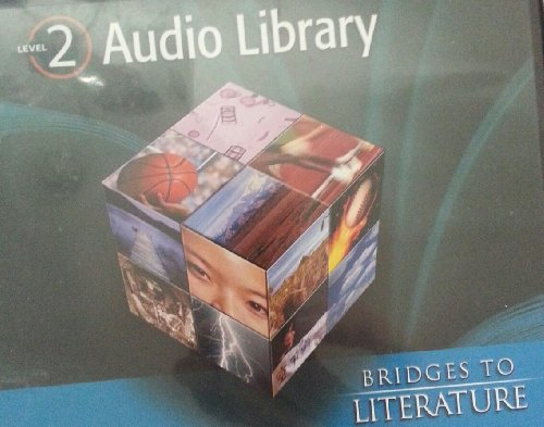 9780618951567: Bridges to Literature: Audio Library CD Package Level 2 Level II