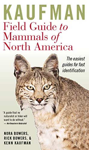 9780618951888: Kaufman Field Guide to Mammals of North America