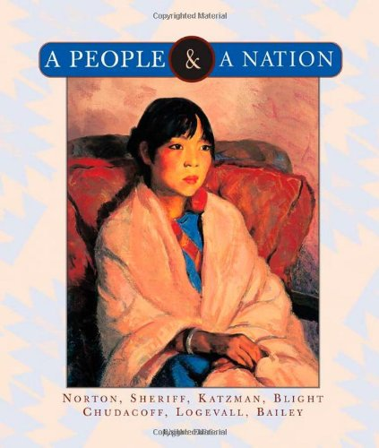 9780618951963: A People and a Nation: A History of the United States, 8th Edition