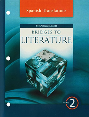 9780618952281: Bridges to Literature 2008: Translations in Spanish Workbook Level 2 Level II (Bridges to Literature 2008-15)