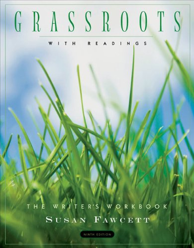 Grassroots with Readings: The Writer's Workbook: Susan Fawcett