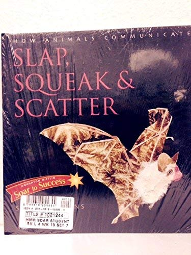 9780618955855: Soar to Success: Student Book 7-pack Level 4 Week 19: Slap, Squeak, and Scatter