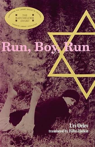 9780618957064: Run, Boy, Run