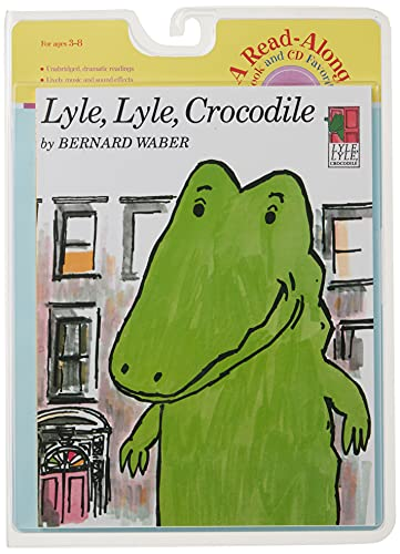 9780618959686: Lyle, Lyle, Crocodile [With Book] (Read-Along Book and CD Favorite)