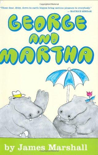 George and Martha Early Reader (George &: James Marshall