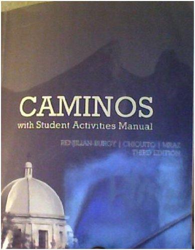 9780618964116: Caminos