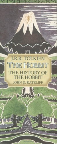 9780618964406: J.R.R. Tolkien the Hobbit: The History of the Hobbit