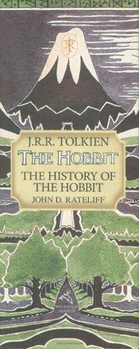 9780618964406: The History of the Hobbit: The Hobbit / Mr. Baggins / Return to Bag-end