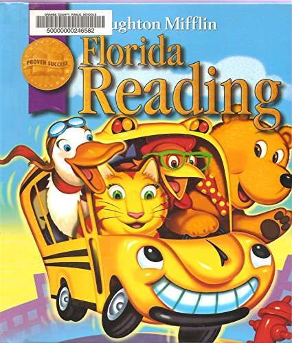 9780618966554: Houghton Mifflin Reading Florida: Student Edition Level 1.1 Here We Go 2009