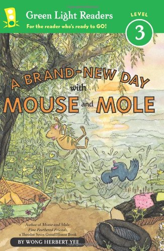 9780618966769: A Brand-New Day with Mouse and Mole (A Mouse and Mole Story)