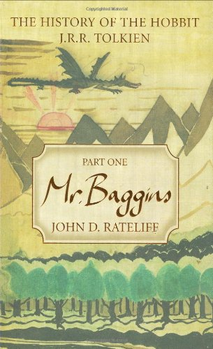 9780618968473: The History of the Hobbit, Part 1: Mr. Baggins