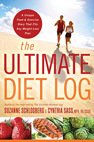 9780618968954: The Ultimate Diet Log