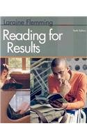 9780618970285: Flemming Reading For Results Tenth Edition Plus Getting Focus Cd Eighthedition