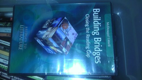 9780618971565: Bridges to Literature: Building Bridges: Closing the Reading Gap Levels 1-3 Levels I-III