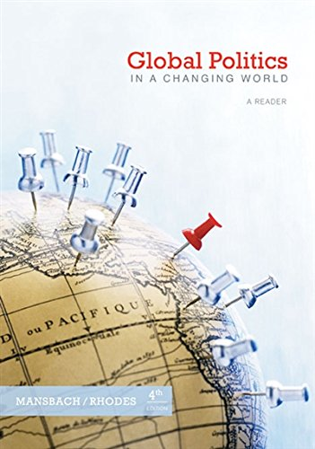 9780618974511: Global Politics in a Changing World