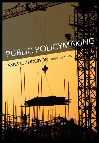 9780618974726: Public Policymaking