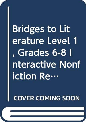 Bridges to Literature Level 1, Grades 6-8: Corporate Author-ML