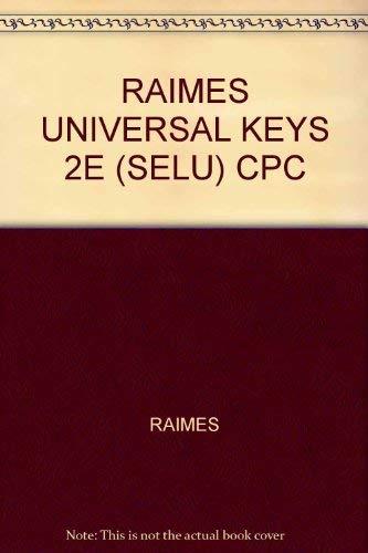 9780618977932: Universal Keys for Writers