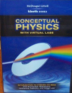 9780618978595: Conceptual Physics with Virtual Labs (Kinetic Books)