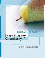 9780618979905: Introductory Chemistry: A Foundation, 6th Edition