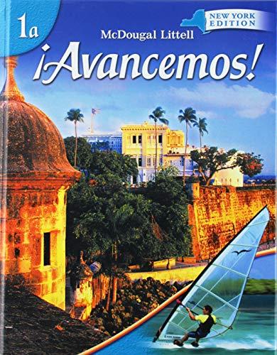 9780618980574: ¡Avancemos! © 2008 New York: Student Edition 2008 (Spanish Edition)